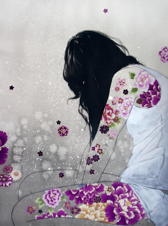 Violet Rose sm