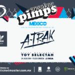"""""""Sneaker Pimps 2014″ en México"""