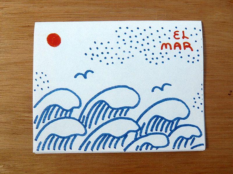 el mar zine  2- constanza hermosilla