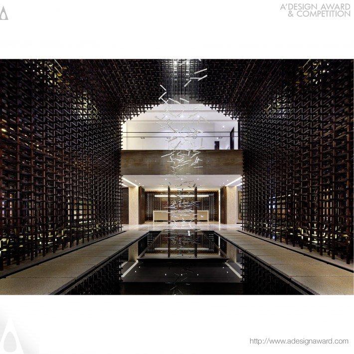 Waterfront Lilac Función: Decoración Diseño: YI Chen & Muchen Zhang.
