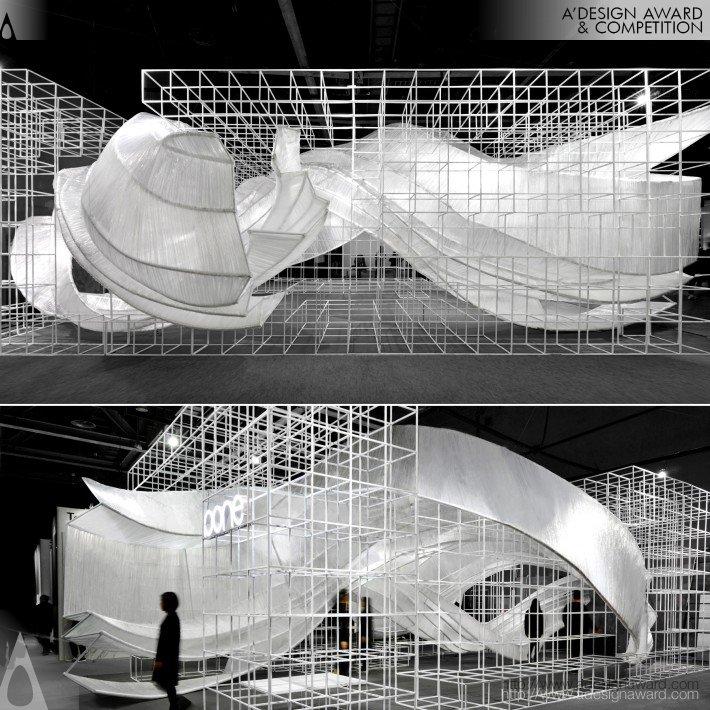 Pone Transparent Shell Función: Adorno. Diseño: Golden Ho.